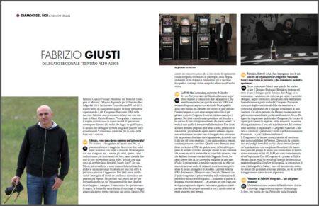 Intervista per FOTOIT rivista italiana di fotografia